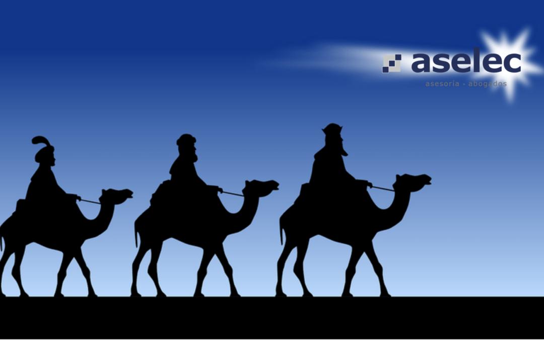 AUTÓNOMO, PYME ¿QUE SERVICIOS DE ASESORÍA LE VAS A PEDIR A LOS REYES?