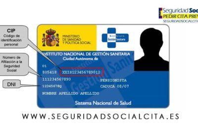 AFILIACIÓN-OBTENCIÓN NÚMERO DE LA SEGURIDAD SOCIAL